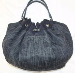 ♥ Coming soon ❤️ Rare Chanel Coco Cabas tote